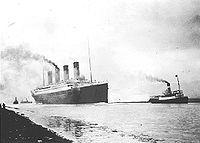Essais en mer le 2 avril 1912.