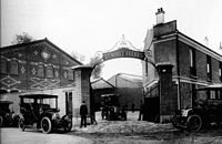 L'usine Renault Frères au début du XXesiècle