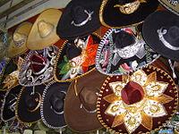 Les fameux sombreros