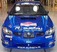 Subaru Impreza WRX 2006