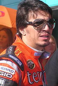 Marques en 2007 dans le championnat de stock-car brésilien.