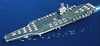 Le USS Eisenhower