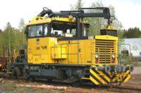 Tracteur-draisine multifonction finlandaise