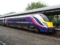 Rame classe 180 de First Great Western en gare de Bath Spa.
