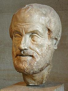 Portrait d'après un original en bronze de Lysippe