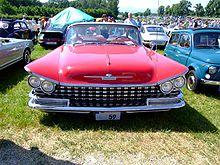 Une Buick LeSabre de 1959