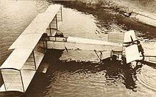 L'hydravion Canard Voisin en 1912