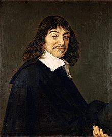 René Descartes, d'après Frans Hals.