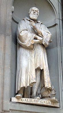 Statue à la Galerie des Offices (Uffizi) de Florence