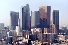 Grattes-ciel de Los Angeles