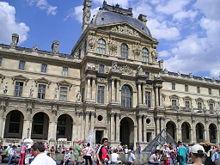 Le Louvre, Pavillon Richelieu