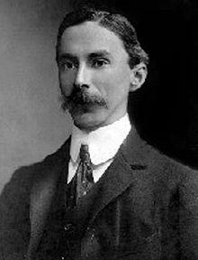 Bertrand Russell en 1907