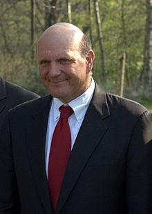 Steve Ballmer en 2007