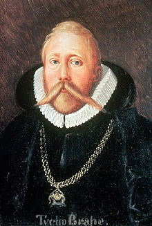 Portrait de Tycho Brahe