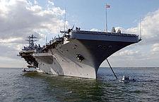 L'USS Harry S Truman CVN-75
