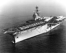 Le Saratoga CVA-60, classe Forrestal