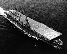 Le Wright CVL-49, classe Saipan