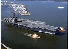 Le John F. Kennedy CVA-67