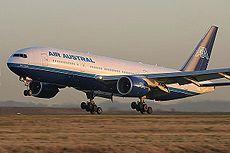 Un Boeing 777-200ER de la compagnie Air Austral