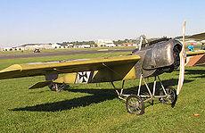 Réplique de Fokker E.III