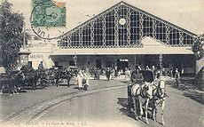 Gare de Tunis Nord (1915)