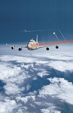 Concept du Boeing YAL-1ABL