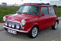 Austin Mini de 2000