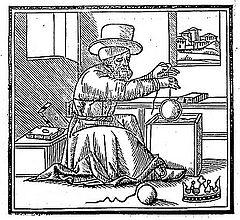 Archimède comparant l'or et l'argent