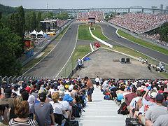 Grand Prix du Canada, sur le Circuit Gilles-Villeneuve