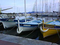 Pointus de Sanary-sur-Mer