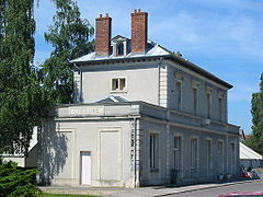 Ancienne gare de Limours