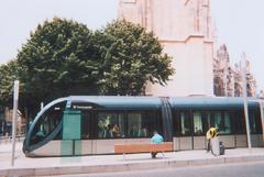 Tramway alimenté par le sol (Bordeaux)