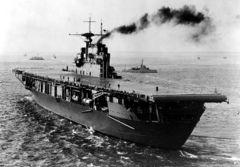 L'USS Hornet, 7e du nom