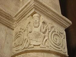 Chapteau de l'église Notre-Dame-du-Fort à Étampes