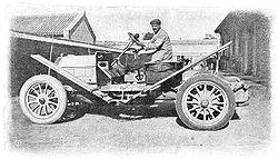 Itala de 1907