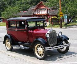 Ford Modèle A (modèle 1928)