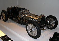 Bugatti Type 59 Grand Prix de course de 1933