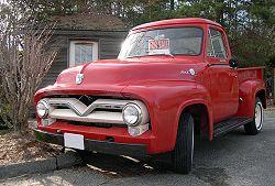 Ford F-100 de 1955