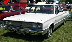 Dodge Coronet de 1967