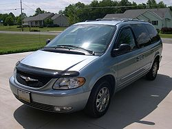 Chrysler Town & Country de 2004