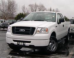Ford F-150 STX de 2006