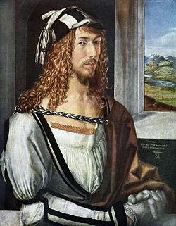 Autoportrait 1498, Musée du Prado, Madrid