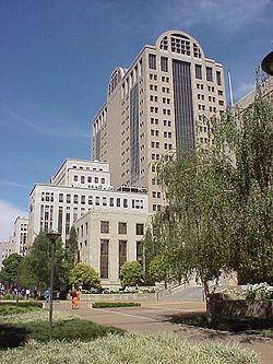 Centre de Johannesburg