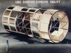 Concept du LDEF en 1976