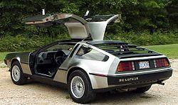DeLorean DMC-12 (modèle 1981)