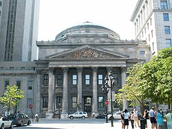 Édifice de la Banque de Montréal