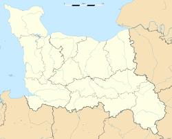 (Voir situation sur carte: Basse-Normandie)