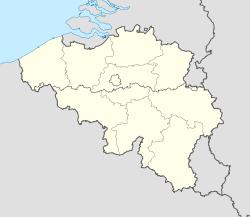 Belgium location map.svg
