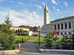 Campus de l'université de Californie, Berkeley