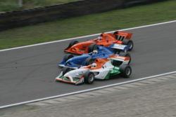 Inde, Italie et Pays-Bas en lutte à Zandvoort en 2006
